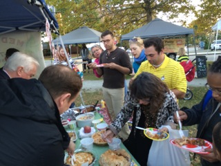 apple fest judging